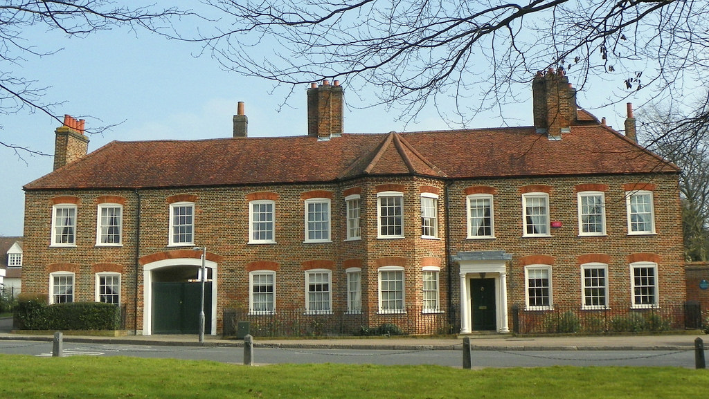 an image of the grange in Stevenage