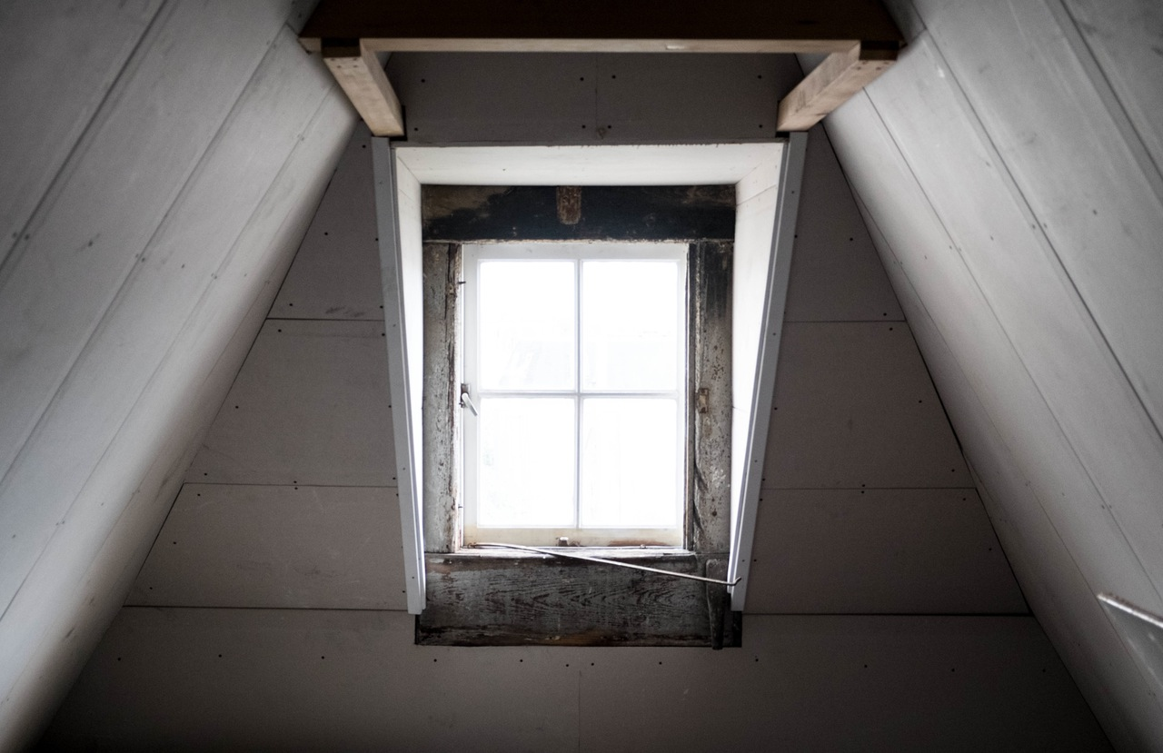 an image of a window to accompany our blog titled 5 Damages of a Leaking Roof