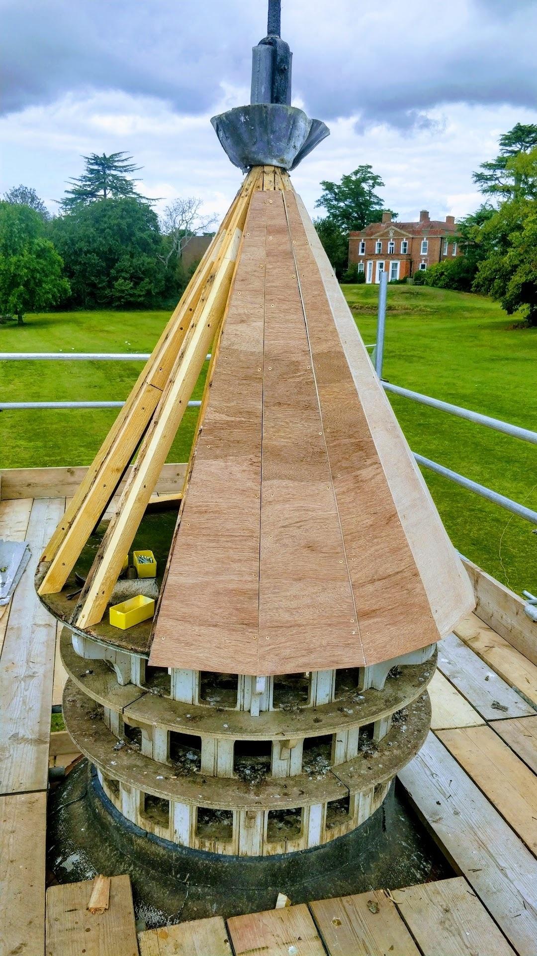 Sandye Place Academy Dome  Timber